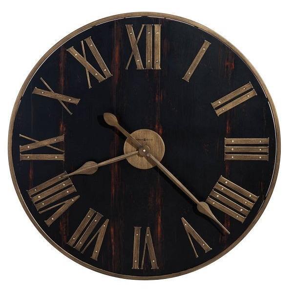 アンティーク調でお洒落!ハワード・ミラーHoward Miller社製掛け時計 Murray Grove 625-609 大型