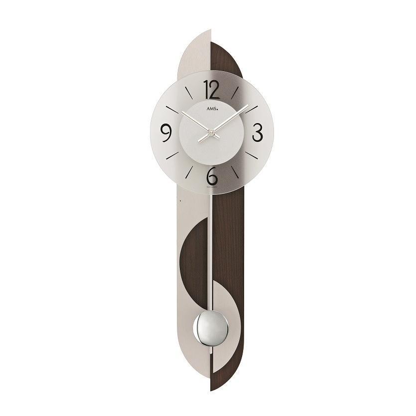 振り子時計  アームス 7299-1  AMS振り子時計 送料無料