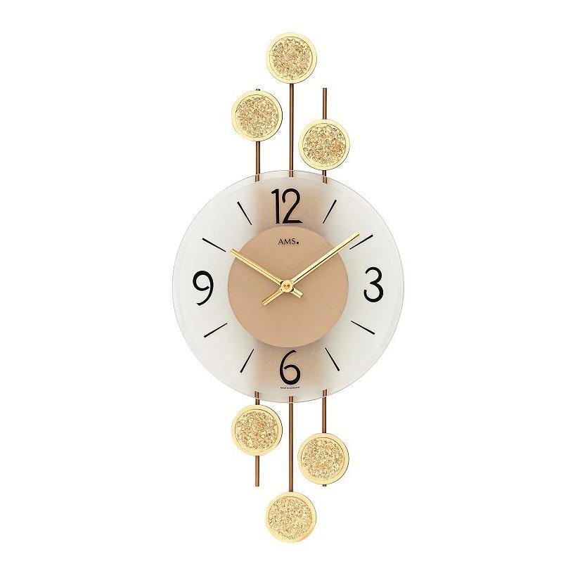 掛け時計 壁掛け時計 AMS アームス  AMS9439 送料無料