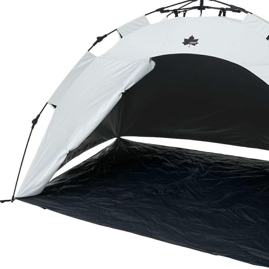 ロゴス LOGOS ソーラーブロック Q-TOP フルシェード-BA サンシェード テント ファミリー シェード 2人用 キャンプ アウトドア キャンプ用品 アウトドア用品|celeble|11