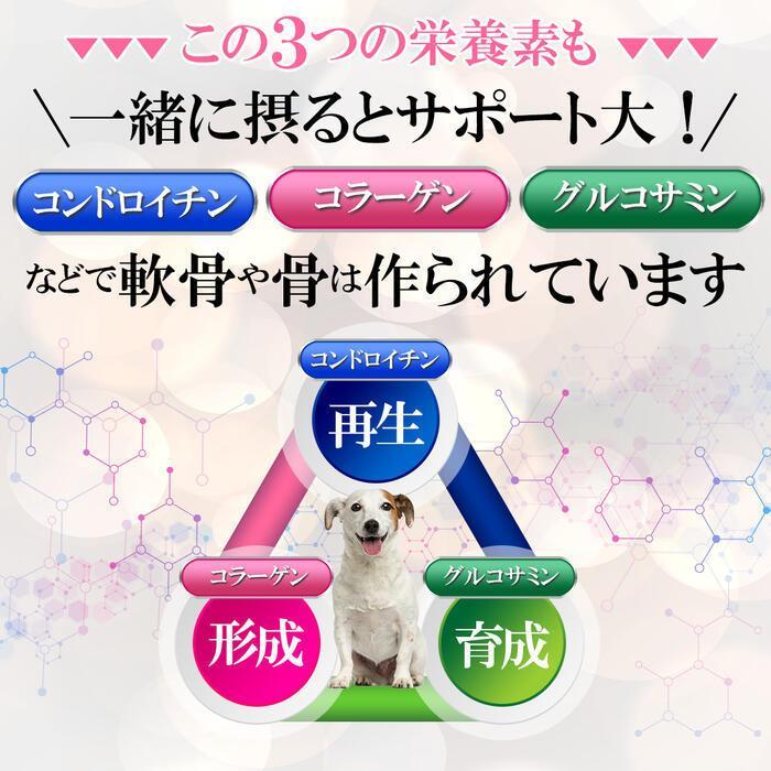 【特許成分 ECME 配合】Wan Royal ワンロイヤル 関節 サポート 犬 犬用 老犬 サプリ サプリメント グルコサミン ドッグフード おやつ ギフト プレゼント celen 13