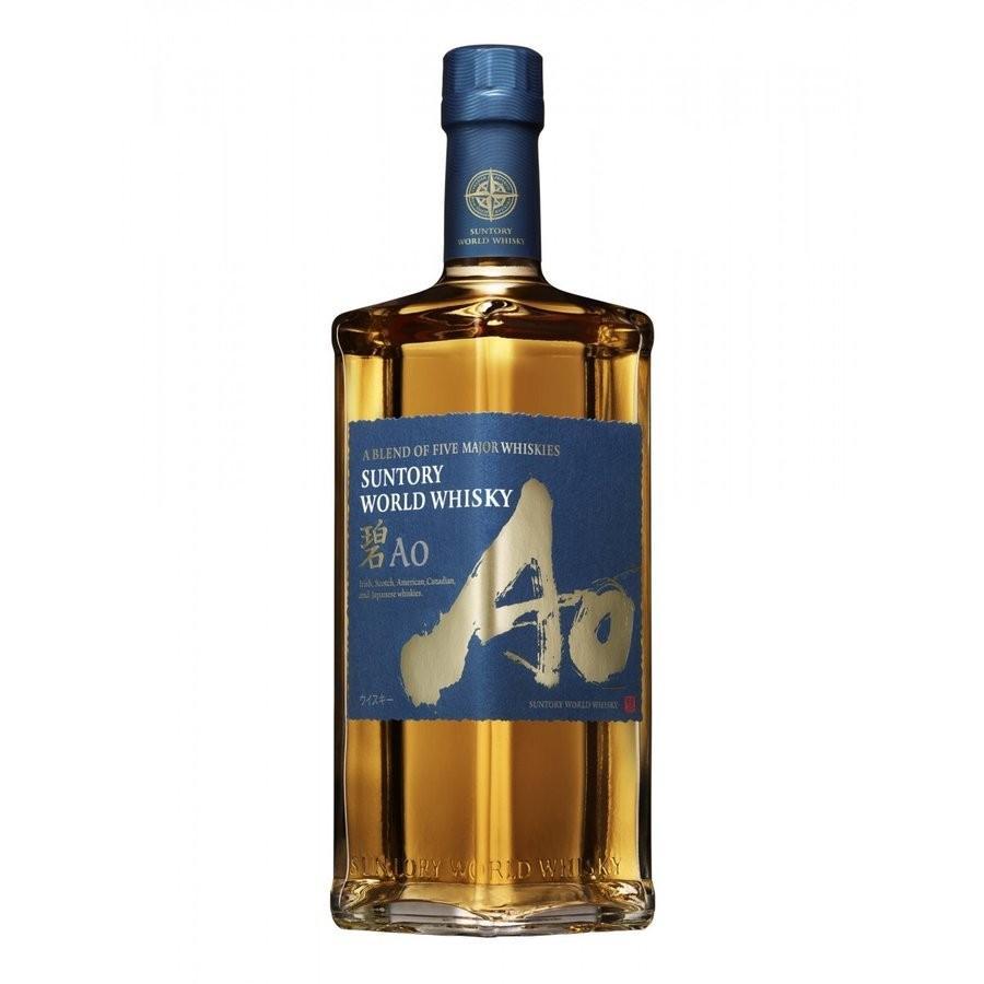 ワールドウイスキー 碧 Ao サントリー 箱なし 700ml 43% ジャパニーズ ウイスキー 国産 WHISKY