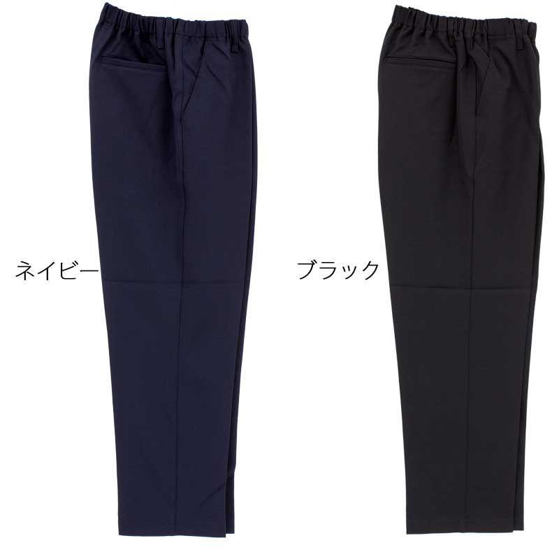 シニアファッション メンズ 70代 80代 90代 イージー らくらくスラックス風 パンツ (高齢者 シニアファッション 男性 紳士) 敬老の日 秋 介護 父の日|center-urashima|03