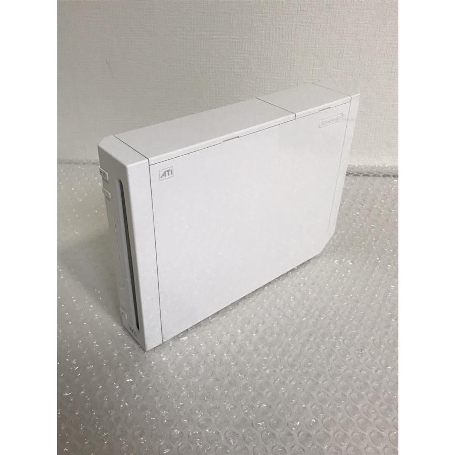Wii 本体のみ シロ 白 中古 送料無料  centerwave 02