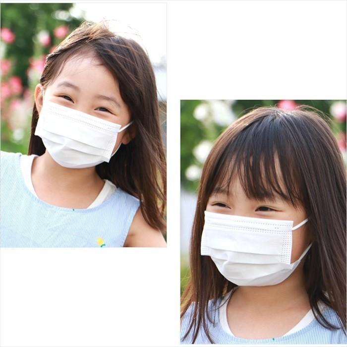 【送料無料 1000円ぽっきり】やや小さめ マスク 50枚 小さめ 医療 小さいマスク 使い捨て 3層構造 VFE 99% カット フィルター 立体 やや 小さめ 1000円 ポッキリ|centrage|09