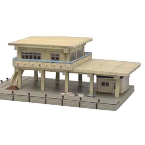 送料無料 トミーテック ジオコレ 建物コレクション 023-2 漁港A2 ジオラマ用品 在庫限り