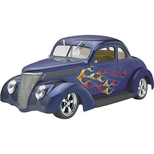 アメリカレベル 1/24 37 フォード クーペ ストリートロッド 04097 プラモデル