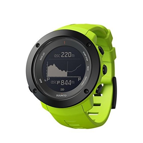 Suunto Ambit3 Vertical Lime Run Watch - AW16 - One - 緑 [並行輸入品]