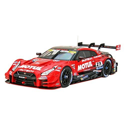 EBBRO 1/43 モチュール オーテック GT-R スーパーGT GT500 2017 Rd.8 Motegi Winner No.23