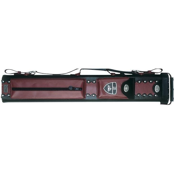 ビリヤードキューケース 5280 キューケース 2B/4S バーガンディ