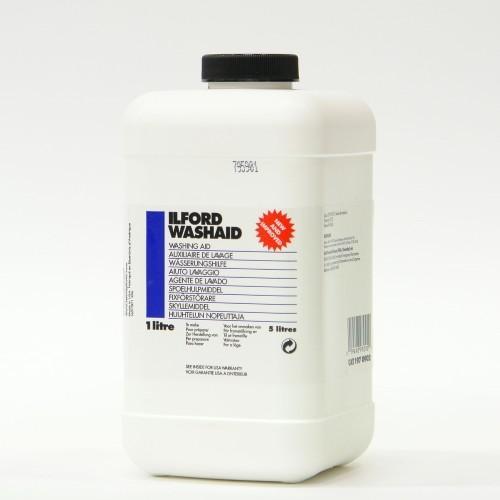 フィルム・印画紙兼用 水洗促進剤  WASHAID(ウォッシュエイド) 5リットル用|cgc-webshop