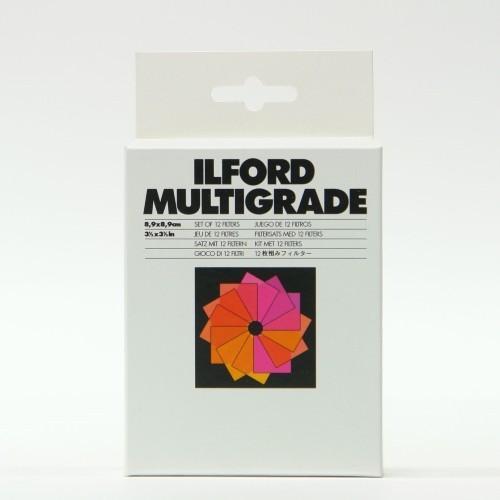 MULTIGRADE FILTER 8.9x8.9cm フィルターセット|cgc-webshop