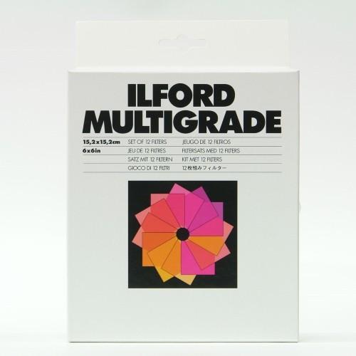 MULTIGRADE FILTER 15.2x15.2cm フィルターセット cgc-webshop