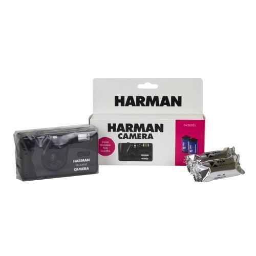 HARMAN REUSABLE CAMERA+FLASH+2xK400|cgc-webshop