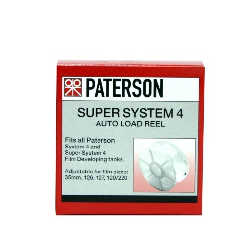 スーパーシステム4 現像タンク用  PTP119 オートロードリール シングル|cgc-webshop