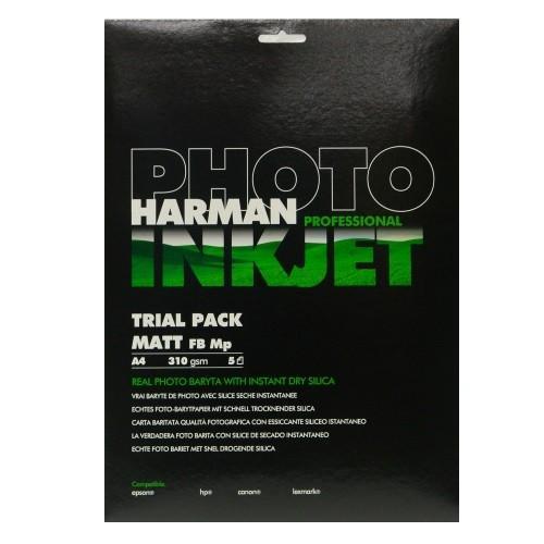 【生産終了】HARMAN PROFESSIONAL インクジェット用紙 MATT FB Mp A4 5枚入|cgc-webshop
