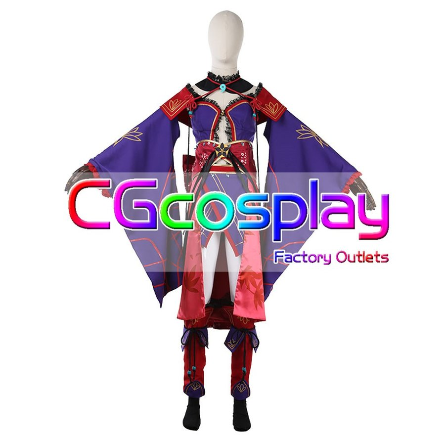 送料無料!! 激安!! Fate/Grand Order フェイト・グランドオーダー FGO 宮本武蔵 コスプレ衣装