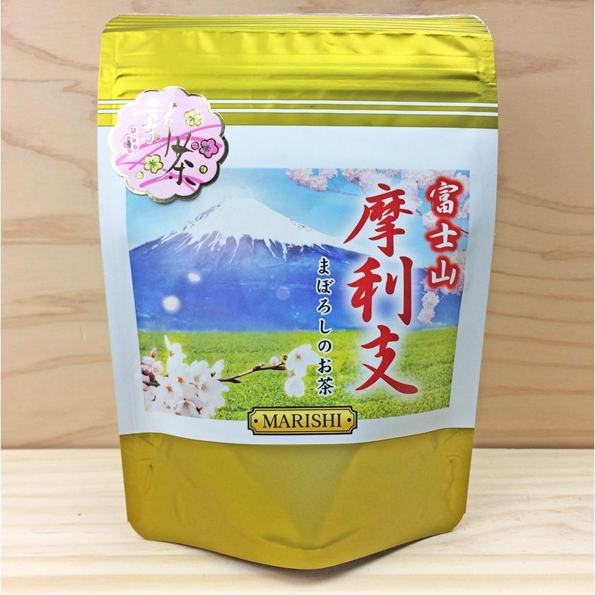 富士山 摩利支 30g お茶 葉 緑茶 日本茶 煎茶 緑茶 茶葉 セール ポイント消化|chabatakechokusoubin