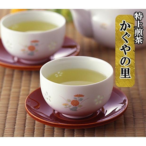 特上煎茶 かぐやの里100g お茶 葉 緑茶 日本茶 煎茶 緑茶 茶葉 セール ポイント消化|chabatakechokusoubin