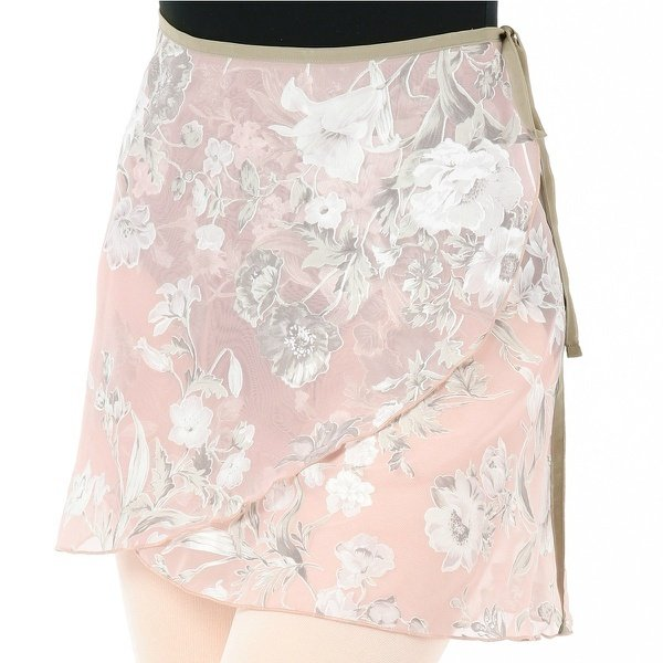 チャコット 公式 世界の人気ブランド chacott 巻きスカート 新品