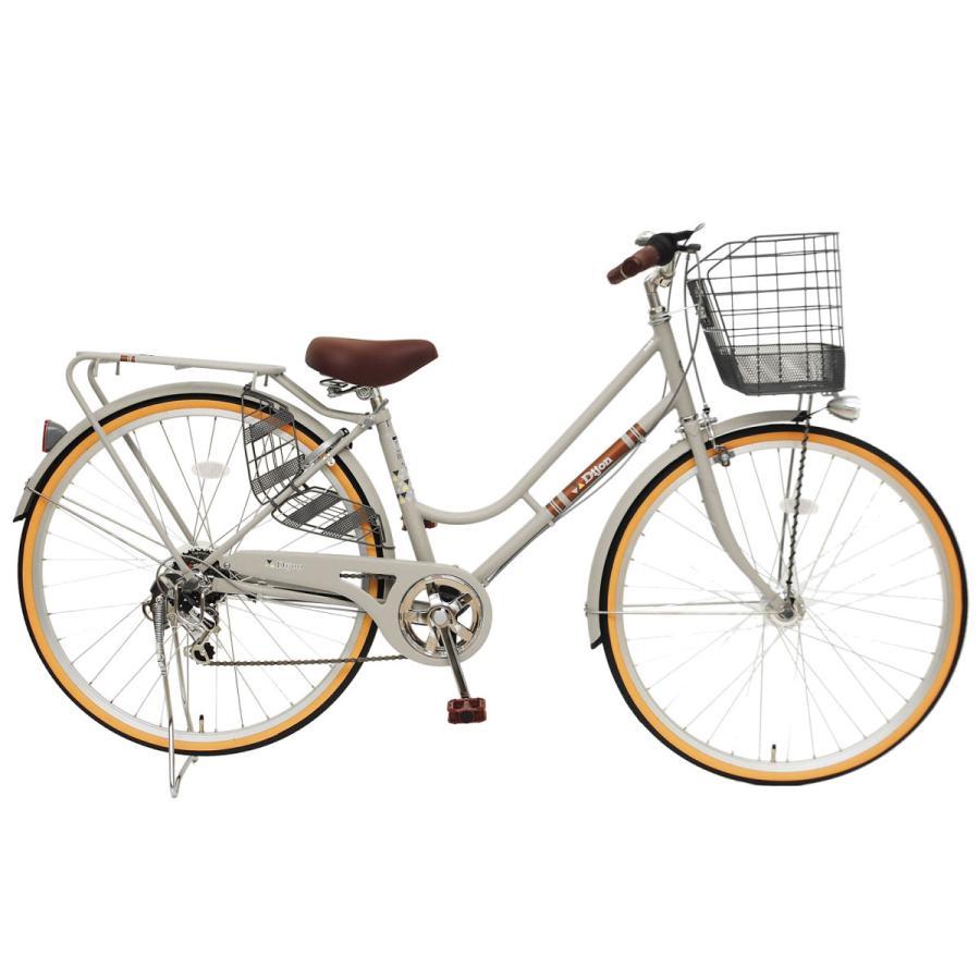 本州送料無料 軽快自転車 27インチ ディジョン 自転車 通勤 通学 街乗り サイクリング 実用|chalinx|02