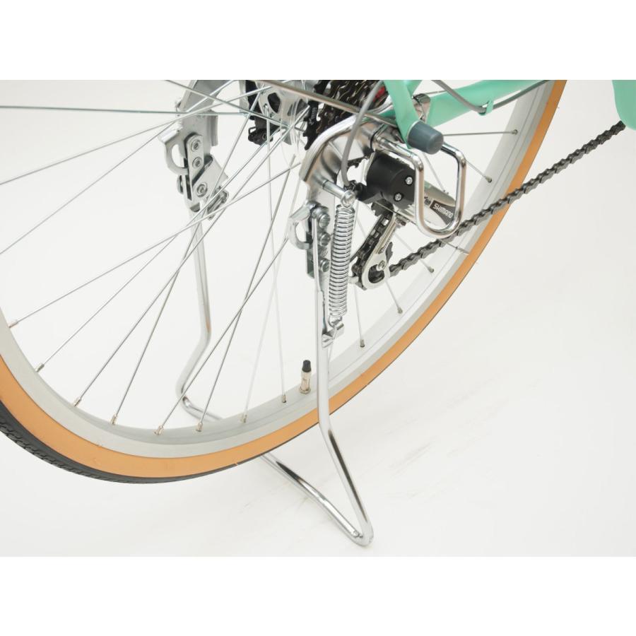 本州送料無料 軽快自転車 27インチ ディジョン 自転車 通勤 通学 街乗り サイクリング 実用|chalinx|12