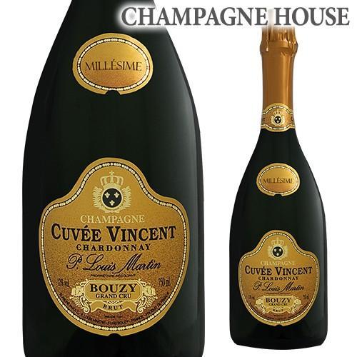 P+5%  ポール ルイ マルタン ブリュット キュヴェ ヴァンサン グランクリュ   2010  750ml シャンパン  シャンパーニュ