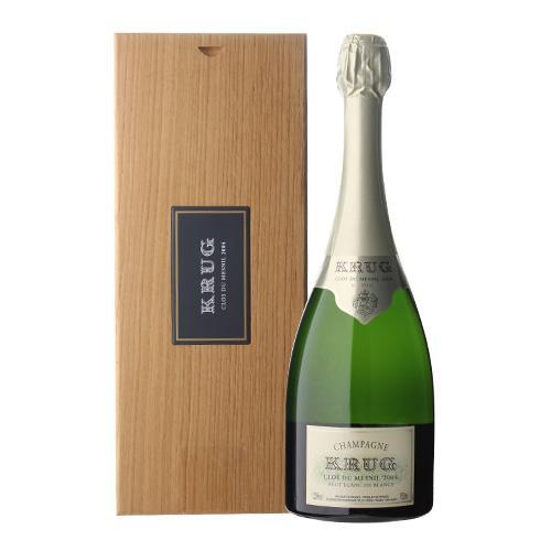 P+5%  クリュッグ クロ デュ メニル 2004 並行 BOX 750ml  辛口 白 モンターニュ ド ランス シャンパン シャンパーニュ 虎