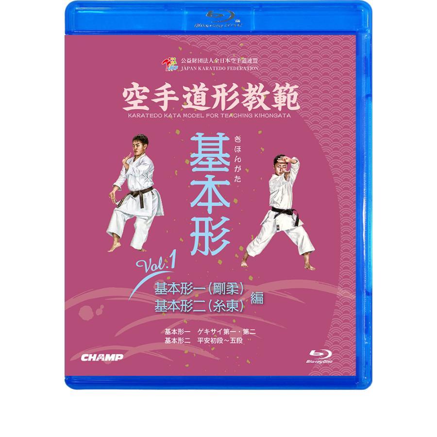 本日限定 空手道形教範 お得なキャンペーンを実施中 基本形 Vol.1 基本形一 剛柔 編 Blu-ray 糸東 基本形ニ
