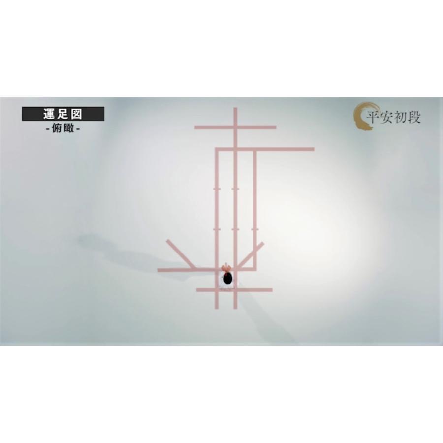 日本空手協会 空手道型 第一巻 (DVD)|champonline|02