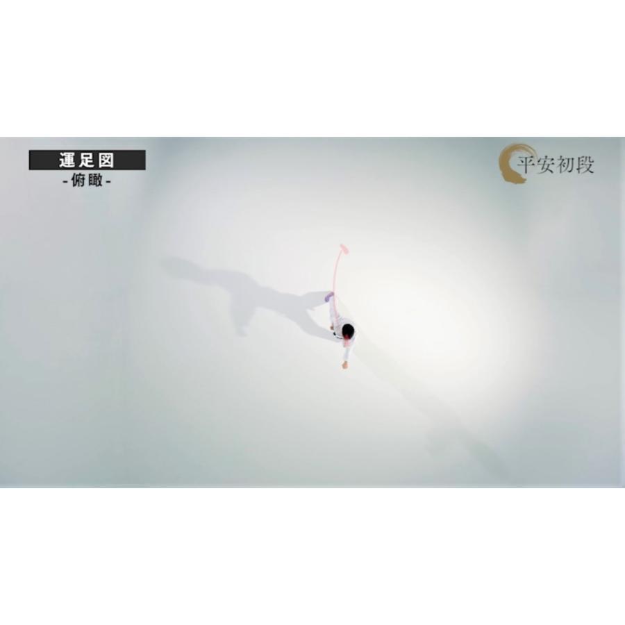 日本空手協会 空手道型 第一巻 (DVD)|champonline|03