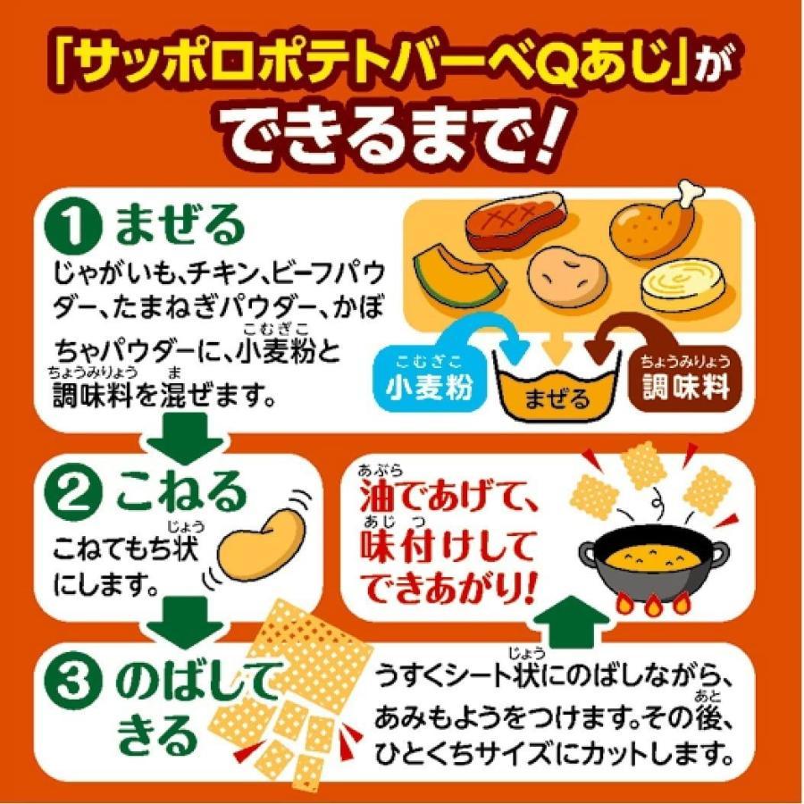 カルビー サッポロポテト バーベQあじ 24g × 24袋|chan-gaba|04
