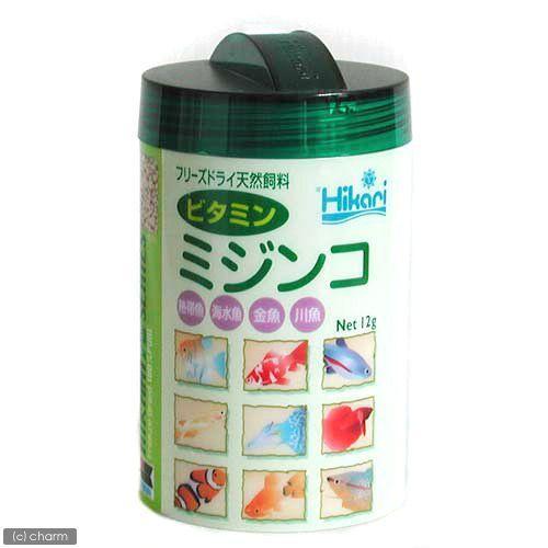 キョーリン ひかりFD 高額売筋 おトク ビタミン 12g ミジンコ
