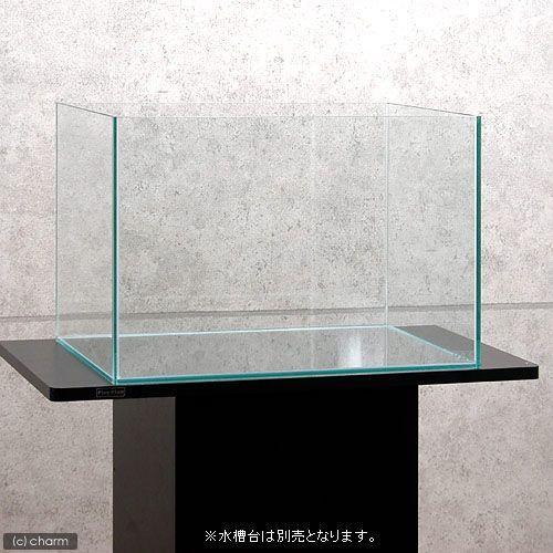GLASIA スタンダード GL−450 45×30×30cm 最新 5mm お買い得品 沖縄別途送料 クリアシリコンタイプ 単体