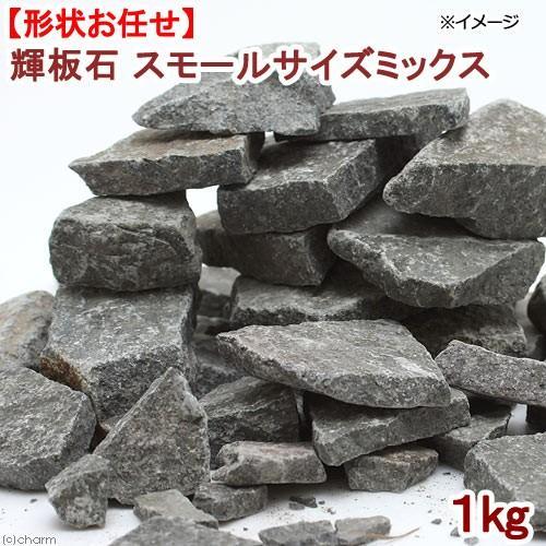 形状お任せ 輝板石 スモールサイズミックス 1kg 国産品 お値打ち価格で 爆買い新作
