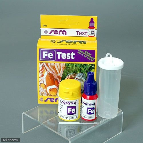 Feテスト 淡水 優先配送 海水用 本物