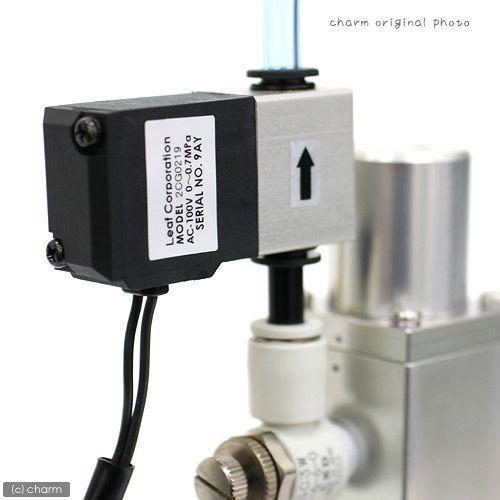 発熱の少ない メーカー直送 小型CO2用電磁弁 低価格 沖縄別途送料 2CG0219