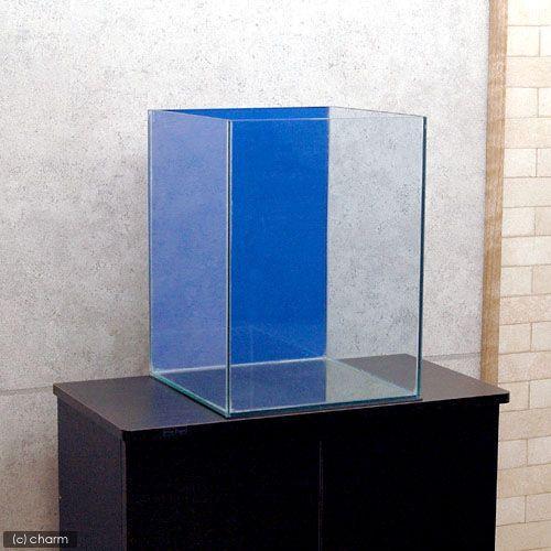 最安値 アクロ30H水槽用 丈夫な塩ビ製バックスクリーン 30×40cm 青 ハイクオリティ スカイブルー