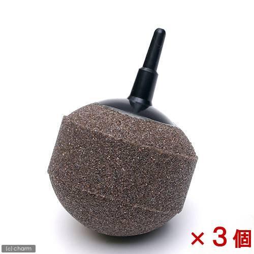 いぶきエアストーン 超定番 セラミックエアストーン 丸 直径50 日本製 3個 エアーストーン #60
