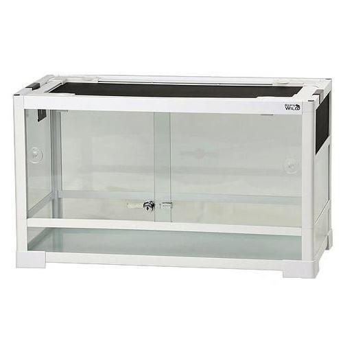 買取 三晃商会 SANKO レプティワイルド パンテオン ホワイト WH6035 上品 60.5×30.5×35cm 沖縄別途送料