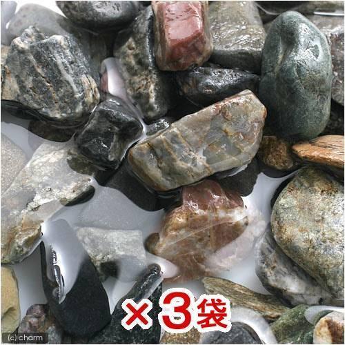 待望 渓流石 No.8 推奨 1kg 3袋 粒径25〜40mm