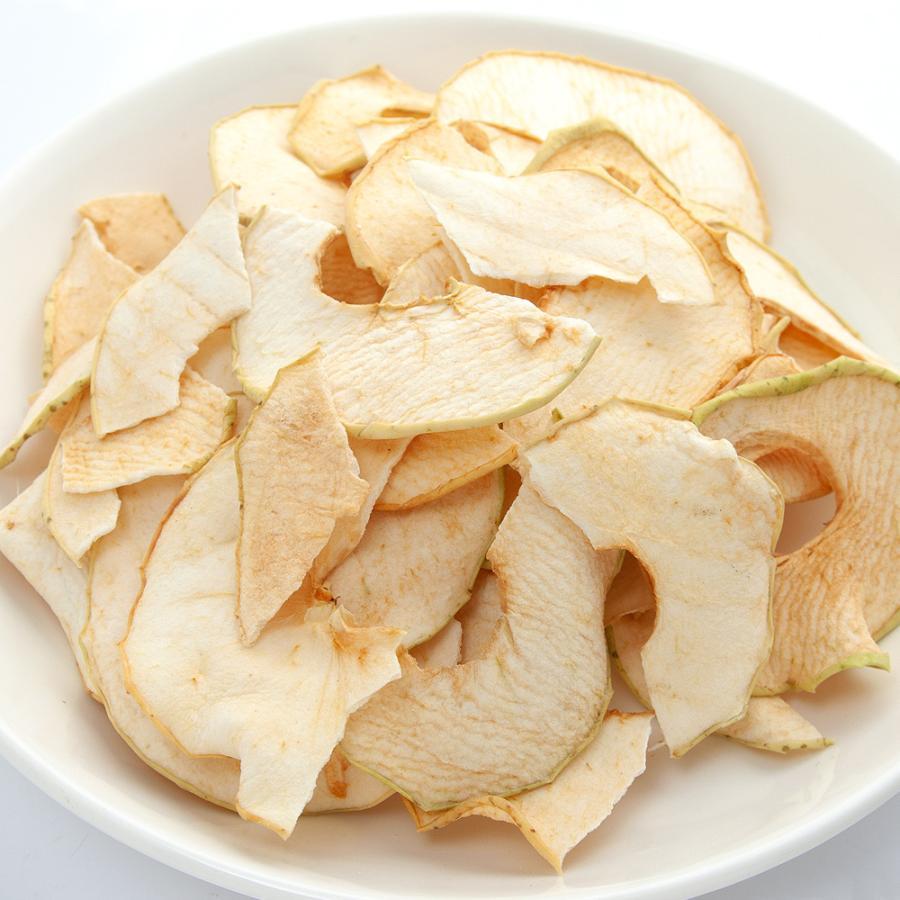 USAYAMA 国産 割れりんご 50g 無着色 小動物用のおやつ 期間限定で特別価格 高い素材 無添加 ドライフルーツ