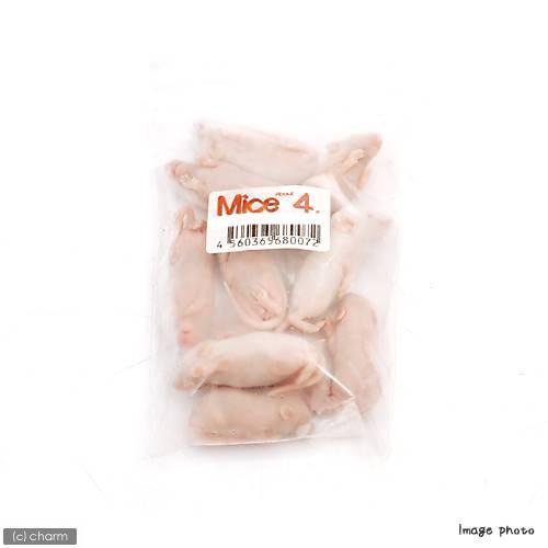 卸直営 冷凍 L 10匹 カタ養殖 Mice4 別途クール手数料 冷凍ピンクマウス パック 常温商品同梱不可 大幅値下げランキング 冷凍マウス