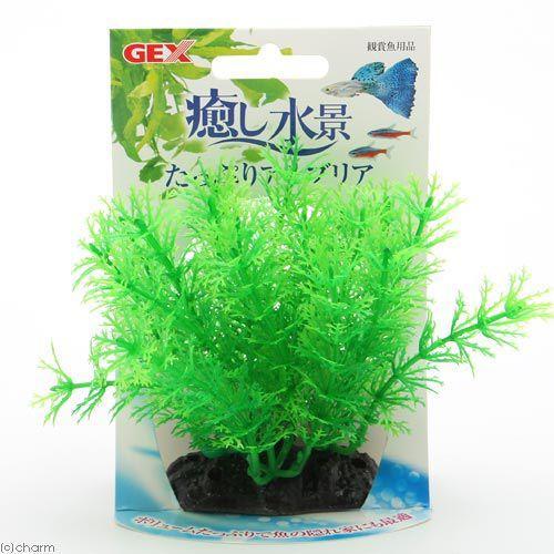 評価 GEX 超目玉 癒し水景 人工水草 たっぷりアンブリア