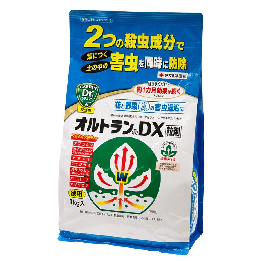 殺虫剤 オープニング 大放出セール おしゃれ オルトランDX粒剤 徳用 袋入り 1kg