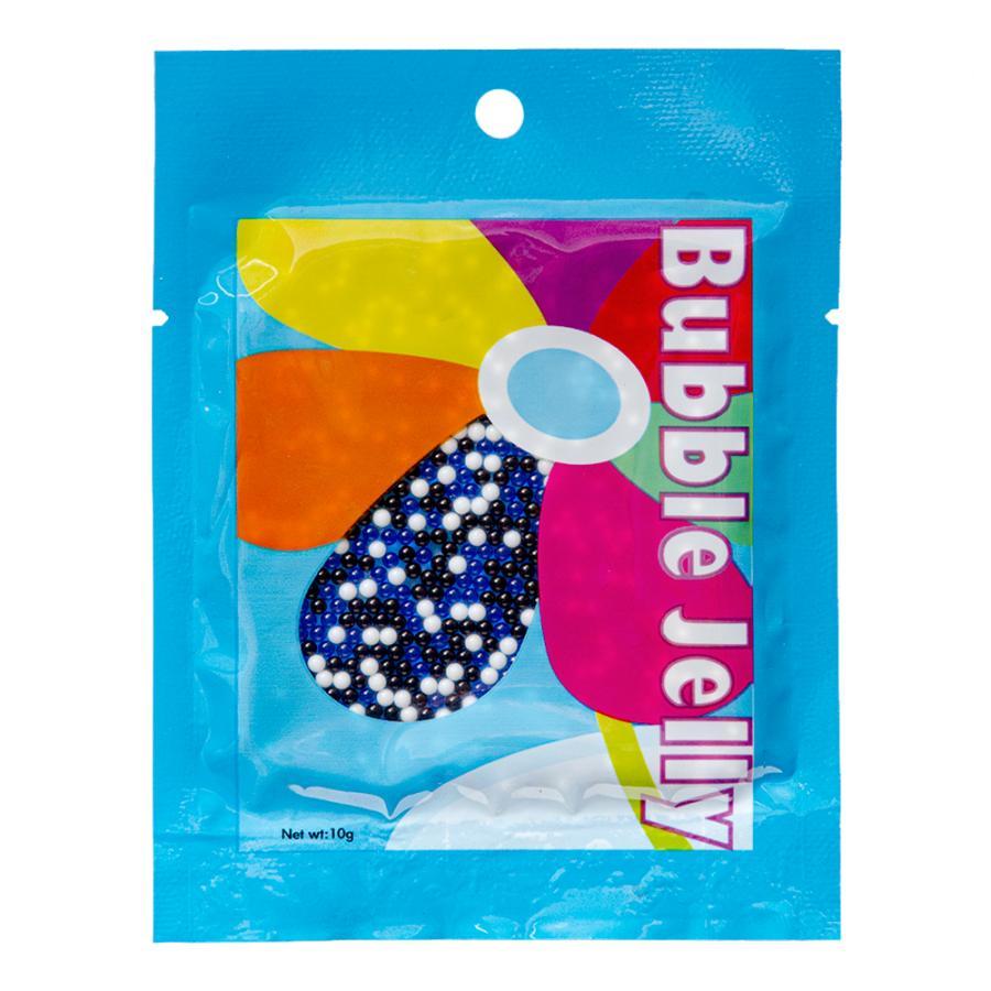 バブルジェリー ホワイトパープルミックス 再再販 至高