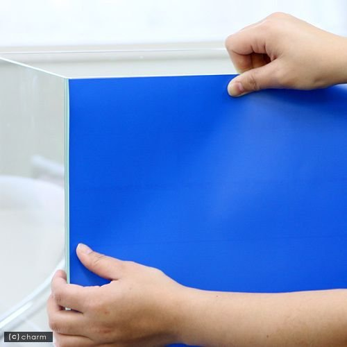 バックスクリーン 買物 ARTI アルティ 35×50cm 30 アクアブルー 新色