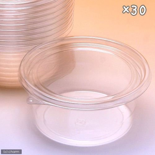 新着 プリンカップ 大浅 約370ml×30個 DT129−430TC カブトムシ 卵 大幅にプライスダウン クワガタ 幼虫 繁殖