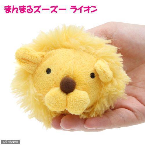 ペッツルート まんまるズーズー ライオン 犬用おもちゃ 正規認証品!新規格 犬 ぬいぐるみ 驚きの値段