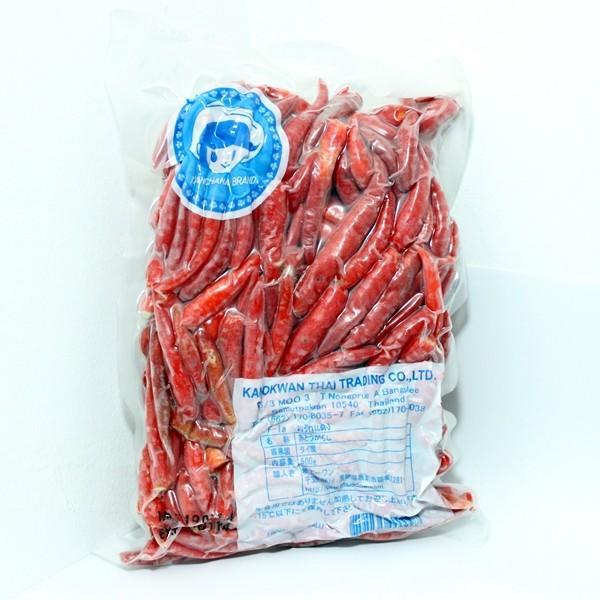 赤唐辛子 辛い タイ産 タイ料理 タイ食材 ソムタム用 chankrung-store